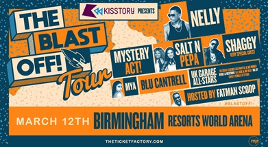 Image for KISSTORY PRESENTS THE BLAST OFF! TOUR