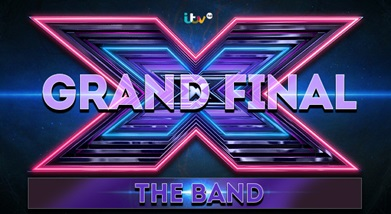 Image for THE X FACTOR THE BAND - GRAND FINAL 2019