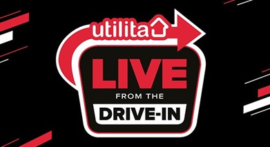 Image for UTILITA LIVE FROM THE DRIVE-IN SERIES