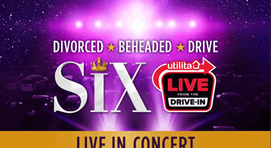 Image for SIX THE MUSICAL