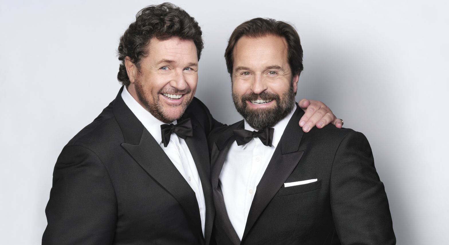 Michael Ball & Alfie Boe  Hospitality Tickets