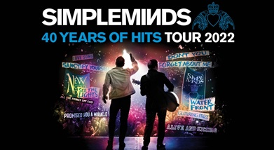 Image for SIMPLE MINDS