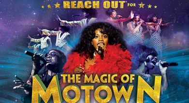 Image for MAGIC OF MOTOWN